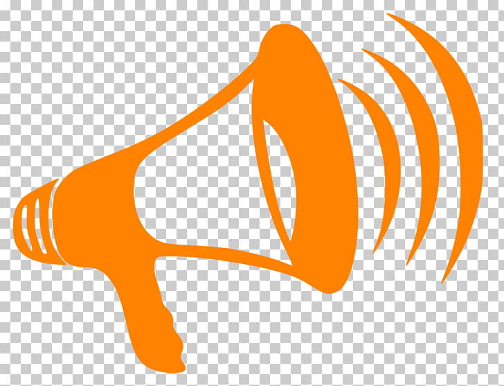 Megaphone Cheerleading , attention PNG clipart.
