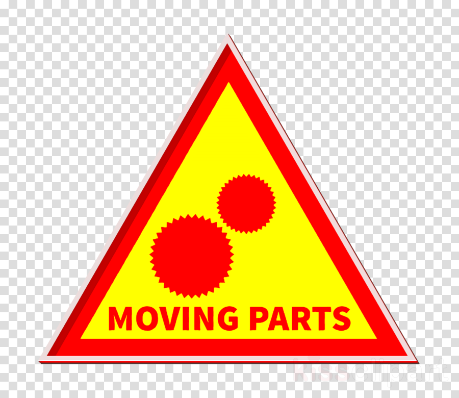 attention icon cog icon moving parts icon clipart.