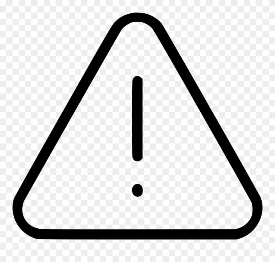 Attention Error Alert Caution Comments.