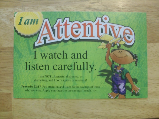 So There You Have It Folks The Definition Of Attentive According.