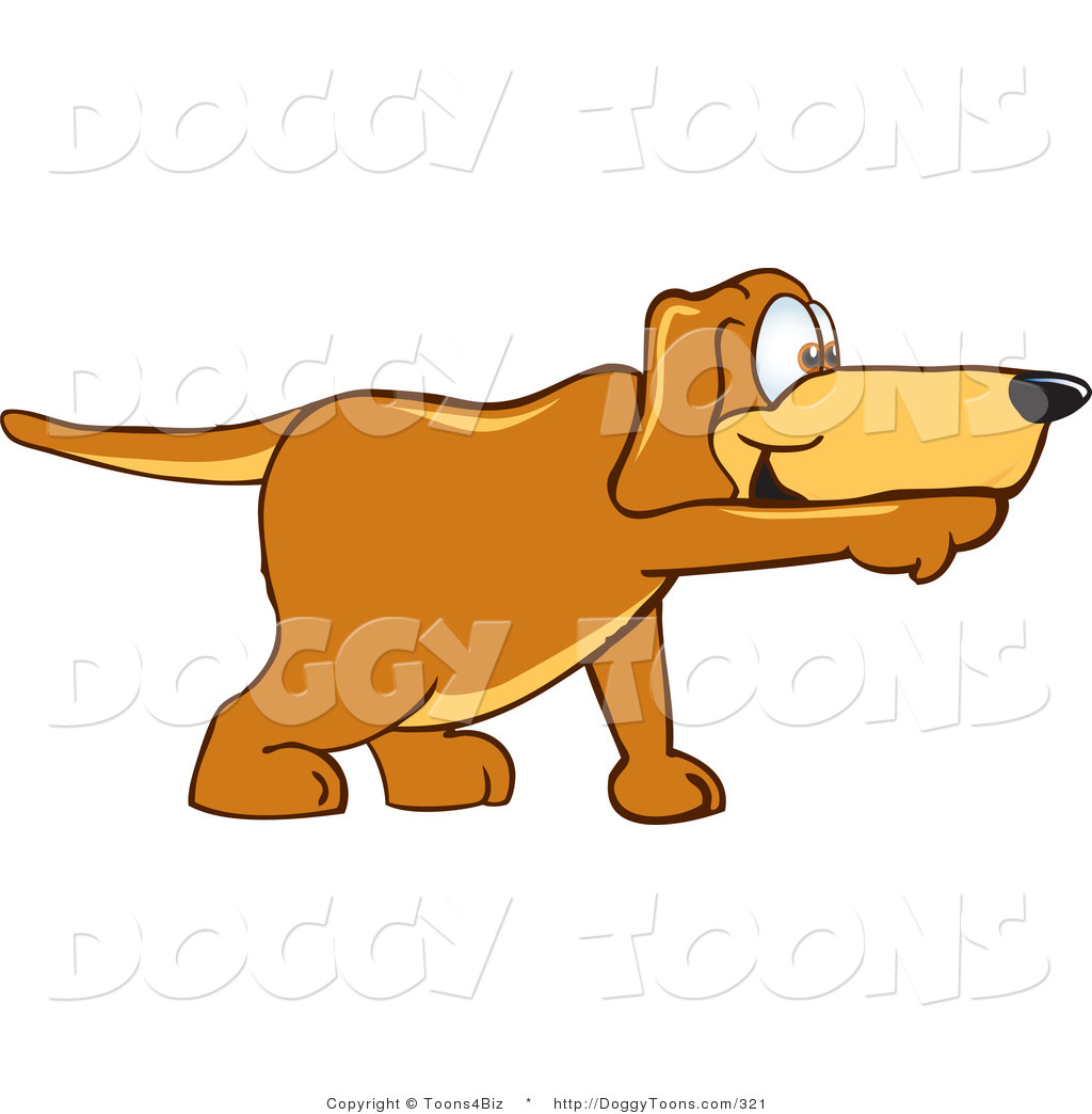 Royalty Free Cartoon Character Stock Doggy Designs.