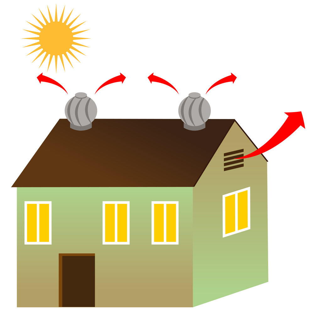 The Importance of Attic Ventilation In The Winter.