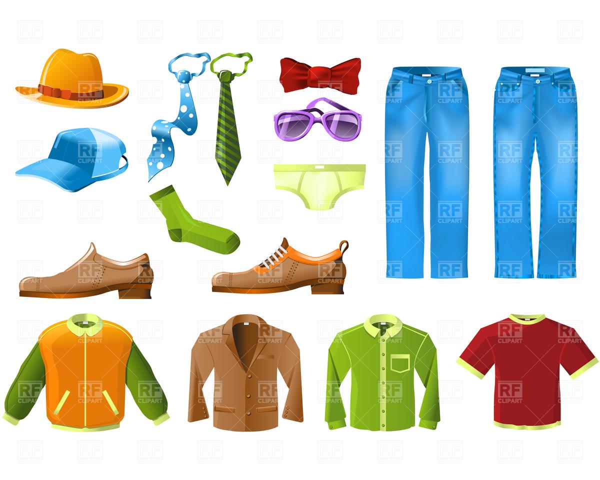 Clothing Clip Art Kids.