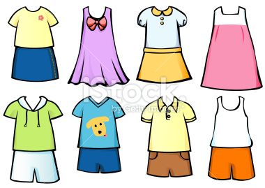 Formal dress attire clipart kids.