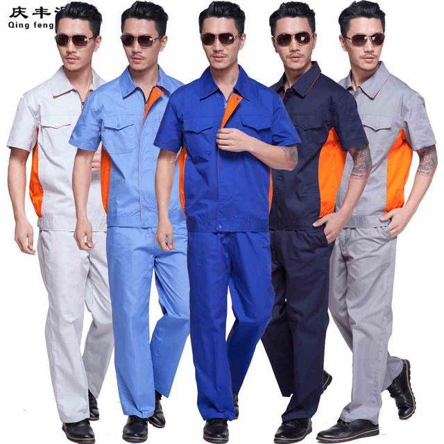 engineer work wear Factory Labor Clothing Worker Trousers.