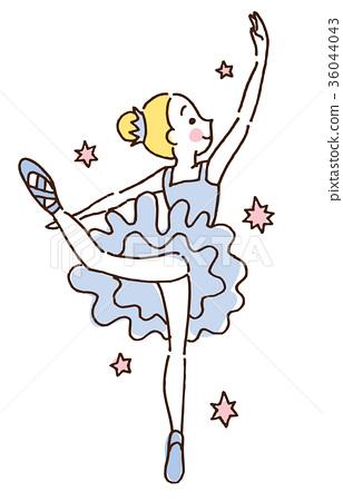 Attitude Ballet Girl.