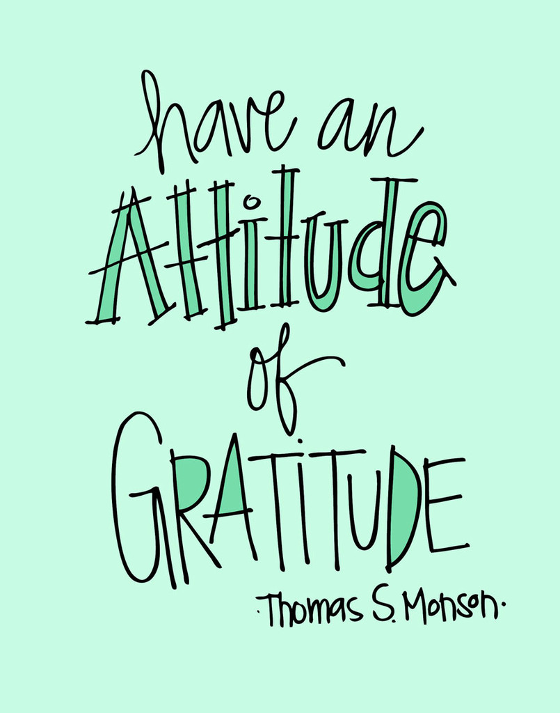 5 Ways to Have an Attitude of Gratitude.