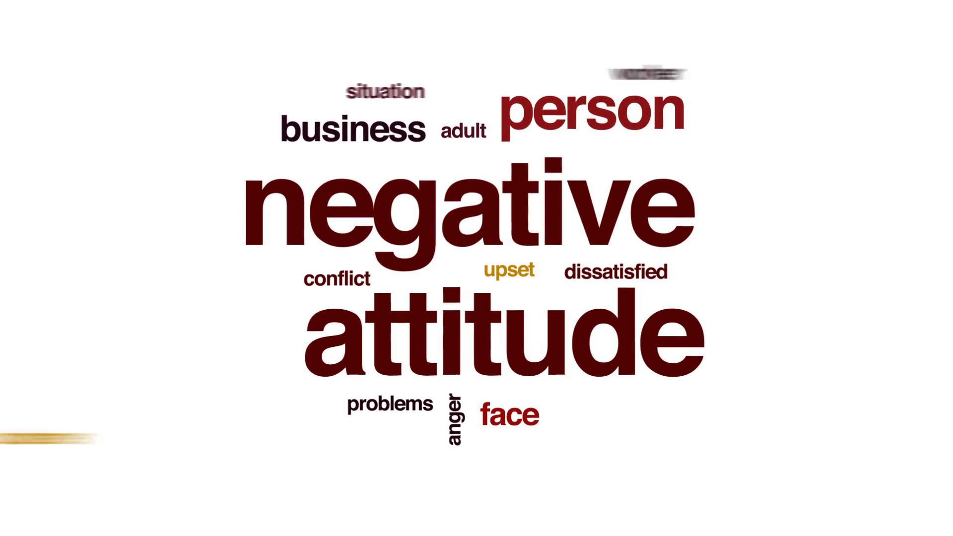 Negative Attitude PNG Transparent Negative Attitude.PNG Images.
