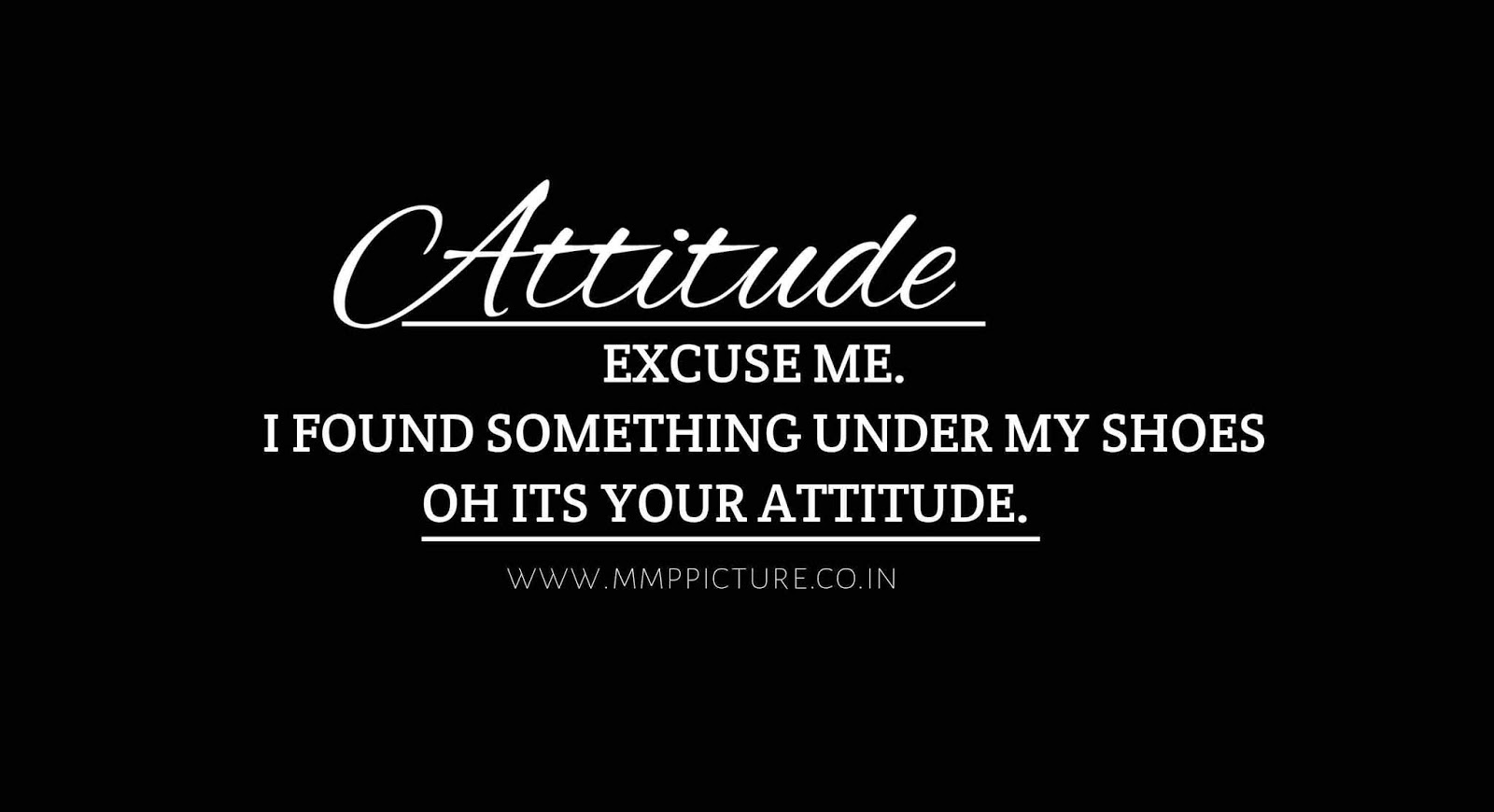 ATTITUDE TEXT PNG DOWNLOAD FREE PNG TEXT.