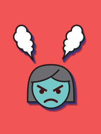 Negative Attitude Effect.
