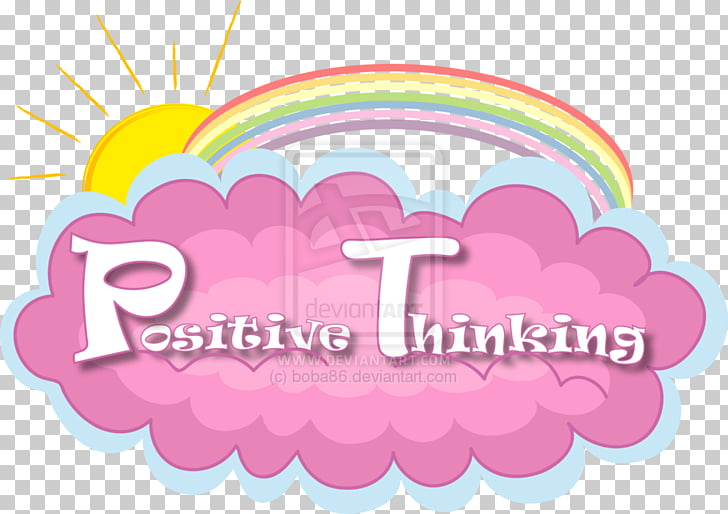 Logos Thought, Positive Attitude PNG clipart.