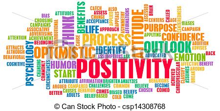 Positive Outlook Clipart.