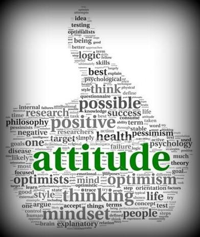 Attitude Clipart.