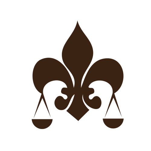 Attorney Scales Legal Logo.