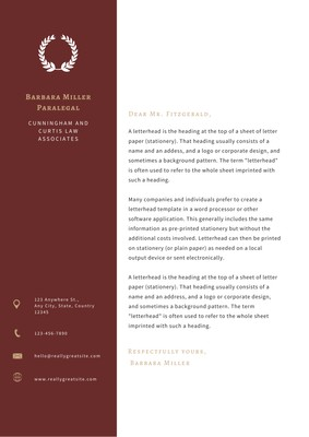 Customize 37+ Law Firm Letterheads Templates Online.
