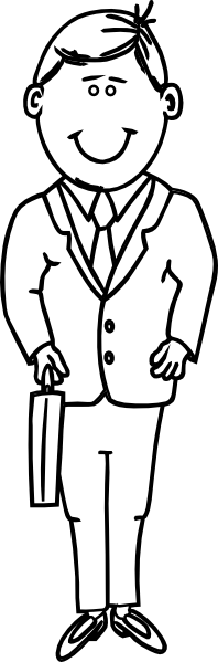Lawyer Clip Art at Clker.com.