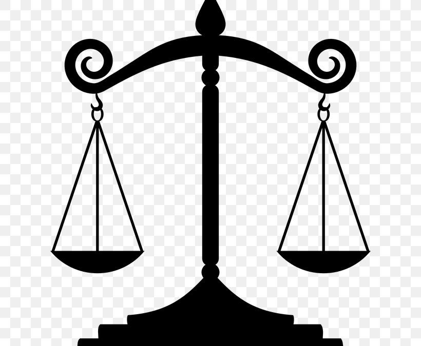 Lawyer Measuring Scales Judge Clip Art, PNG, 624x675px.