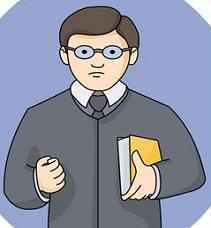 Free attorney Clipart.