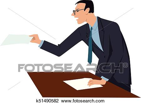 Attorney at court Clipart.