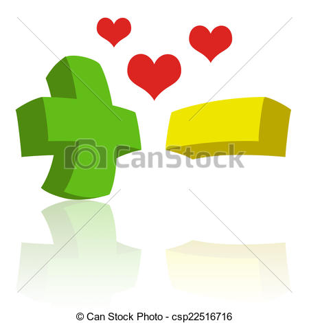 Opposites attract Clip Art and Stock Illustrations. 368 Opposites.
