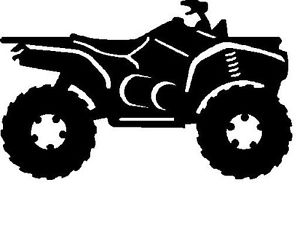 Atv clipart four wheeler, Atv four wheeler Transparent FREE.