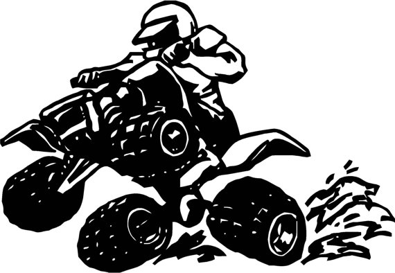 Atv clipart quad bike, Atv quad bike Transparent FREE for.