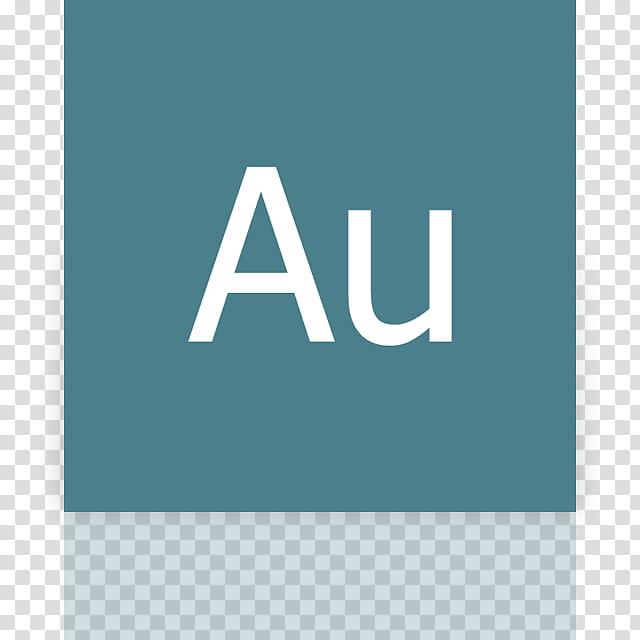 Metro UI Icon Set Icons, Adobe Audition_mirror, Adobe AU.
