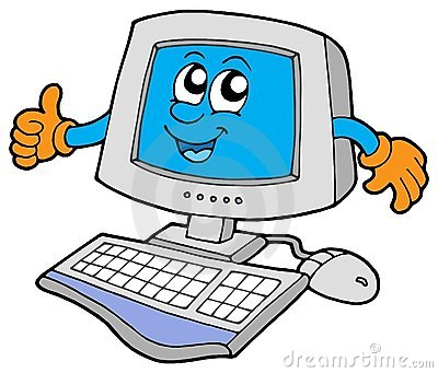 Computer Free Clipart.