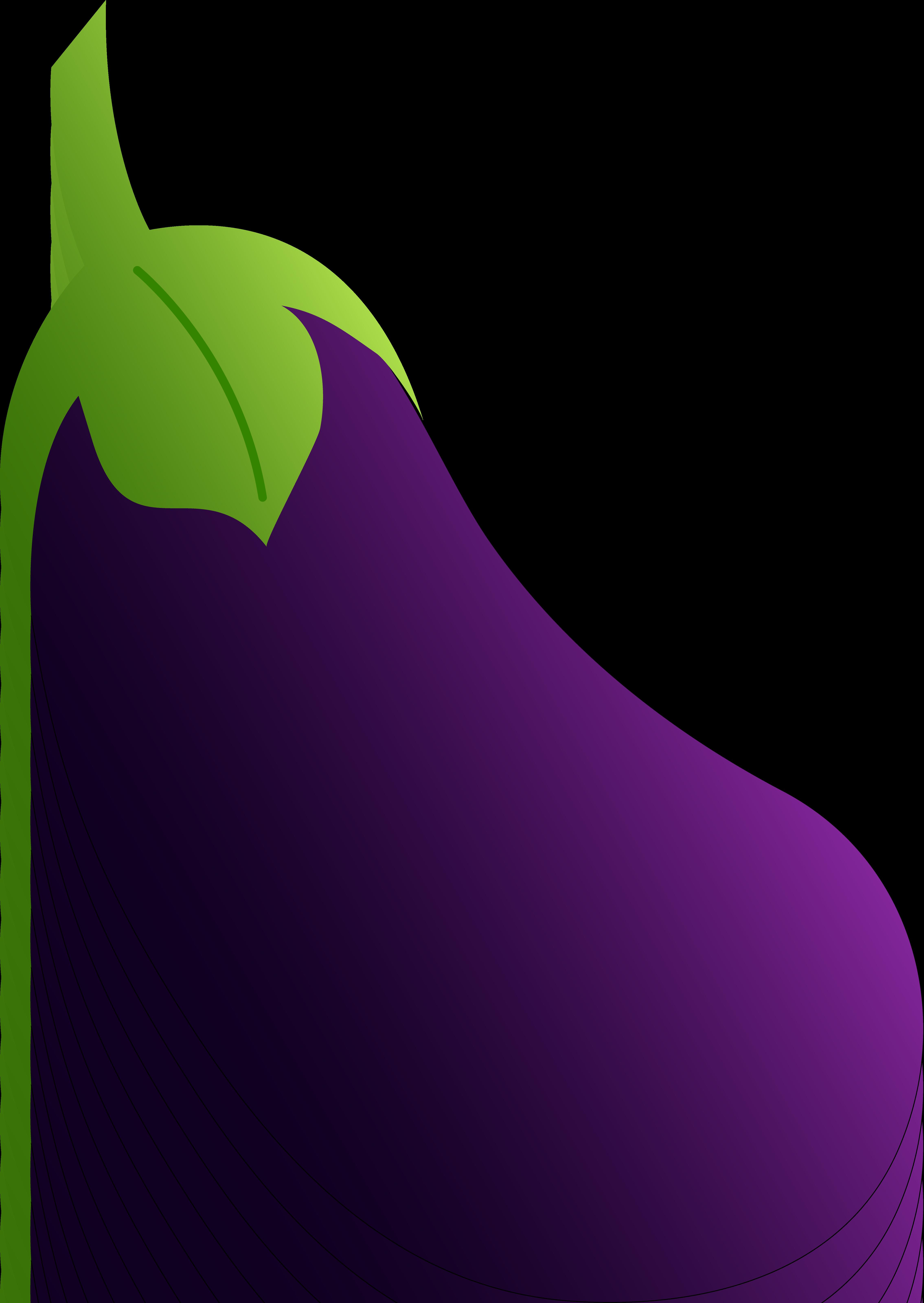 Clipart aubergine colour.