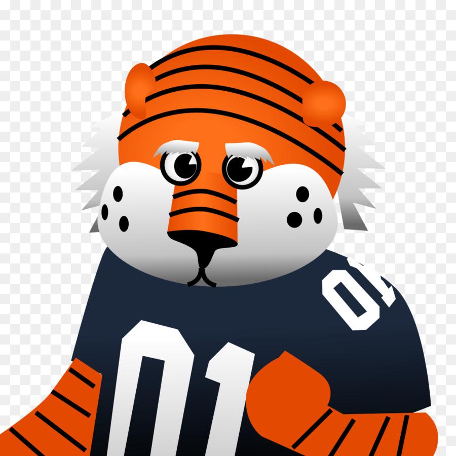 Tiger Cartoon png download.