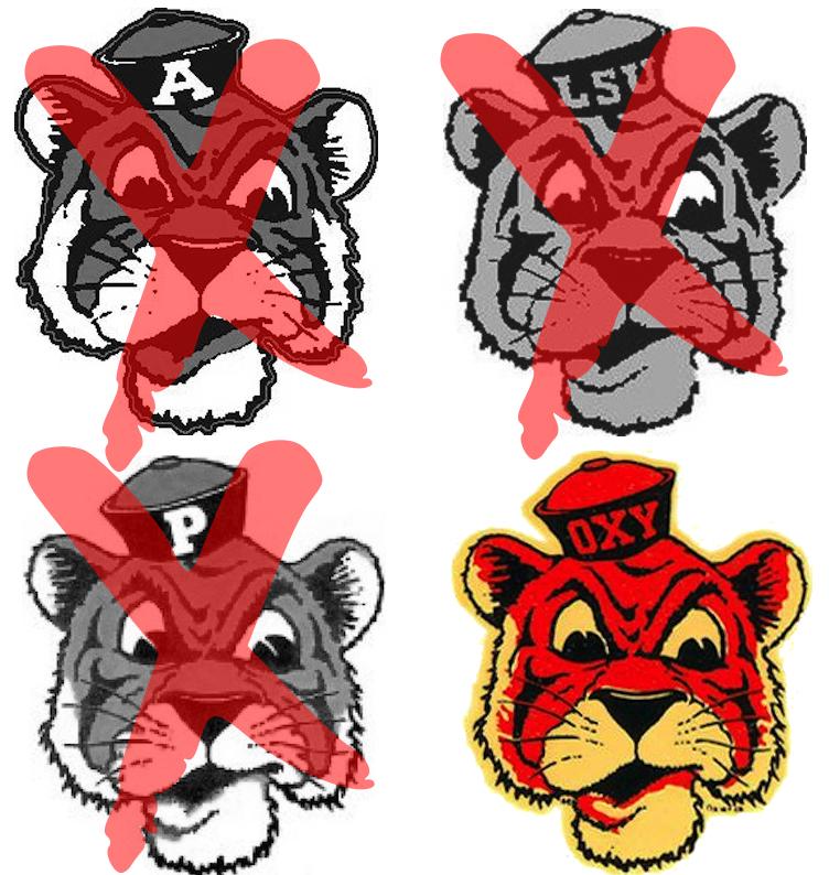 The True Origin of the Old Tiger Head Logo.
