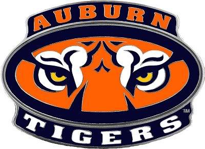 Auburn football clipart.