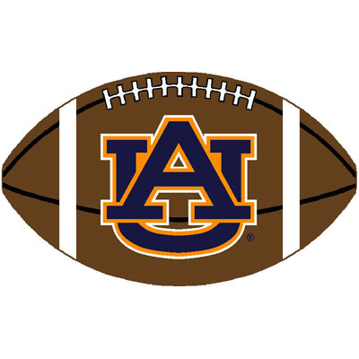 Free auburn football clipart.