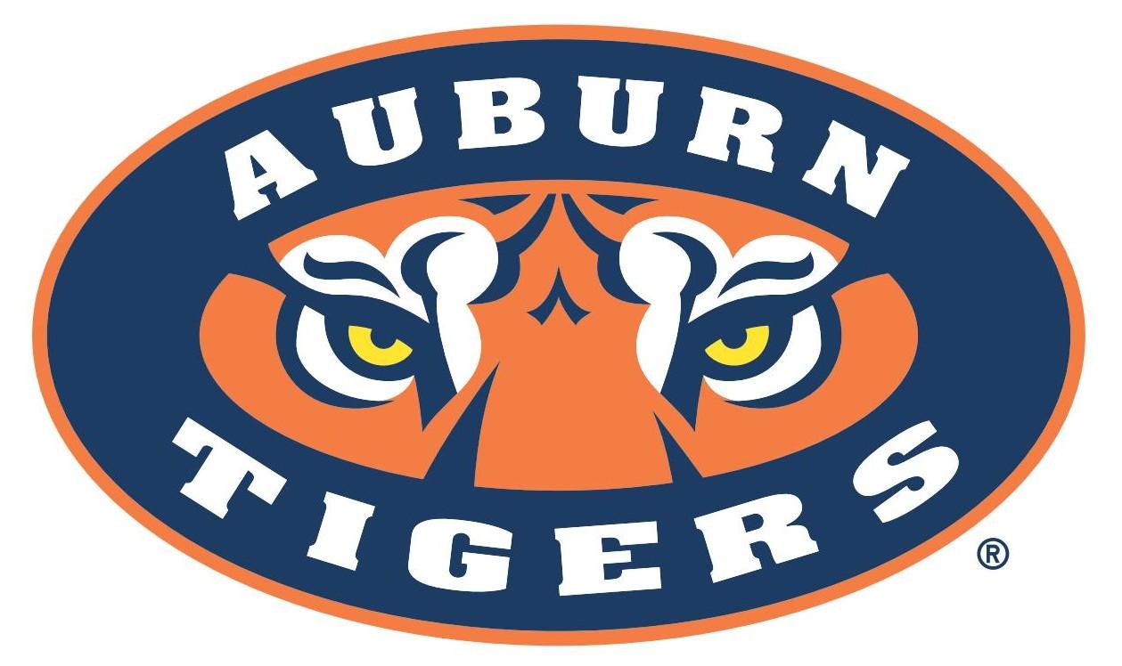 Auburn Tigers Logo Clipart.