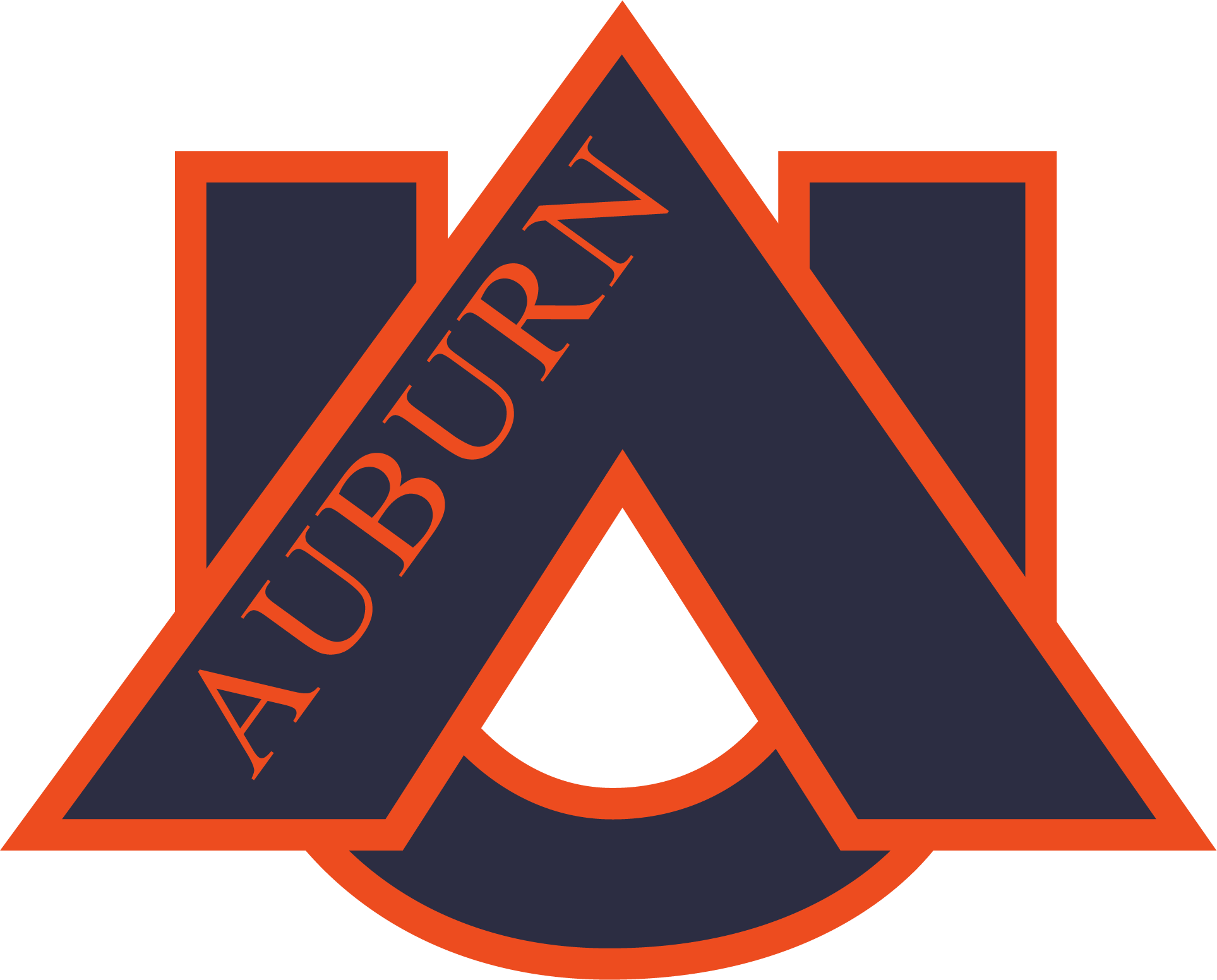 Auburn Almost Changed Logos in 1995.