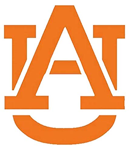 Amazon.com: Auburn University Logo College Football Stencil.