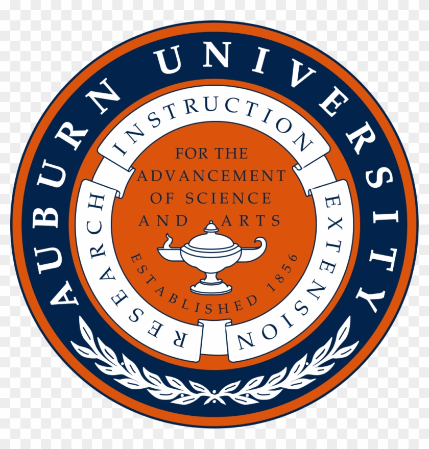 Unique Auburn Logo Clip Art Medium Size.