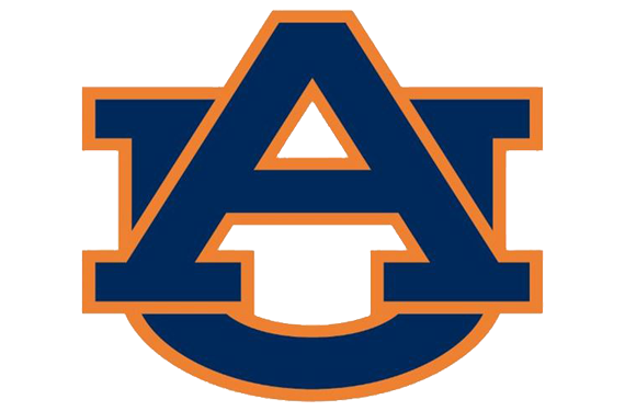 Auburn Tigers Tweak Primary Logo.