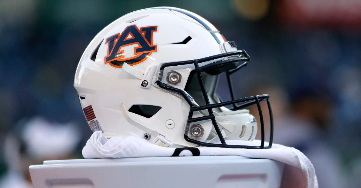 Auburn Changes Traditional AU Logo For Some Odd Reason.