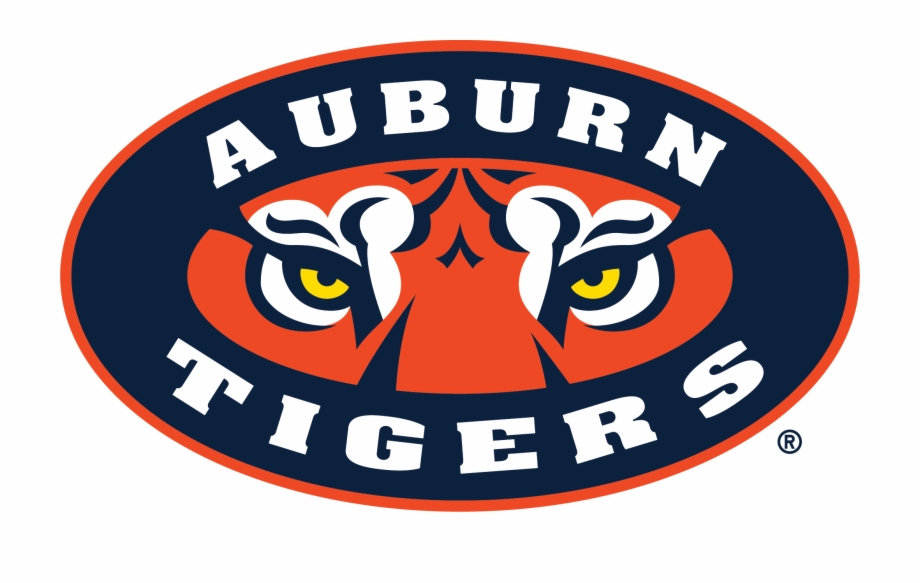 Download Free png Auburn University Tiger Logo Free PNG.