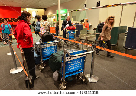 Auckland International Airport Stock Photos, Royalty.
