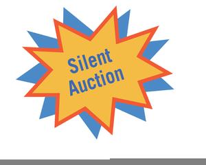 Free Silent Auction Clipart.