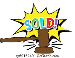 Auction Clip Art.