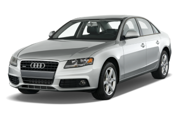 2009 Audi A4 Overview.