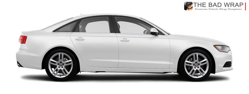 Audi a6 hd clipart.