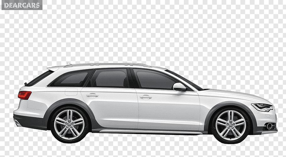 2012 Audi A6 cutout PNG & clipart images.