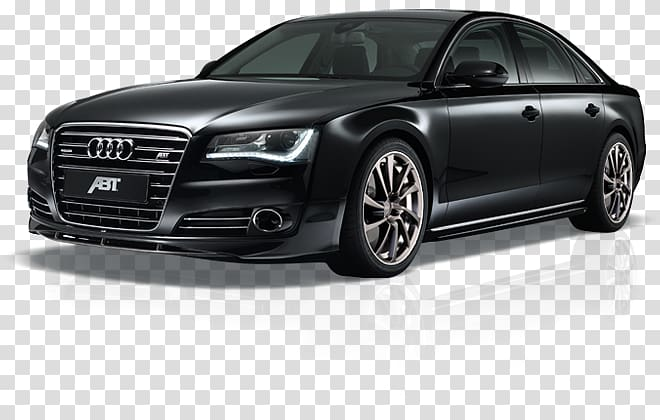 Audi A8 Sports car 2018 Audi S8, audi transparent background.