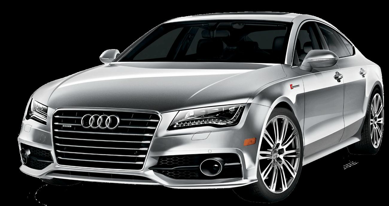 Audi Car Icon.