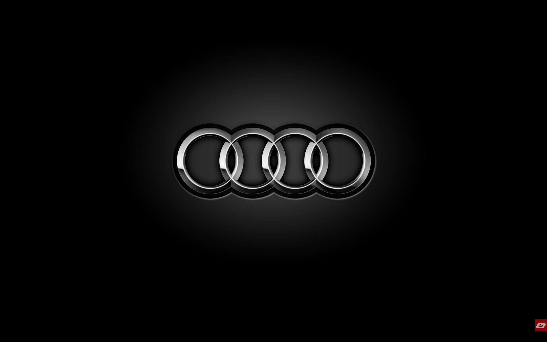 Audi Car Logo Wallpapers.