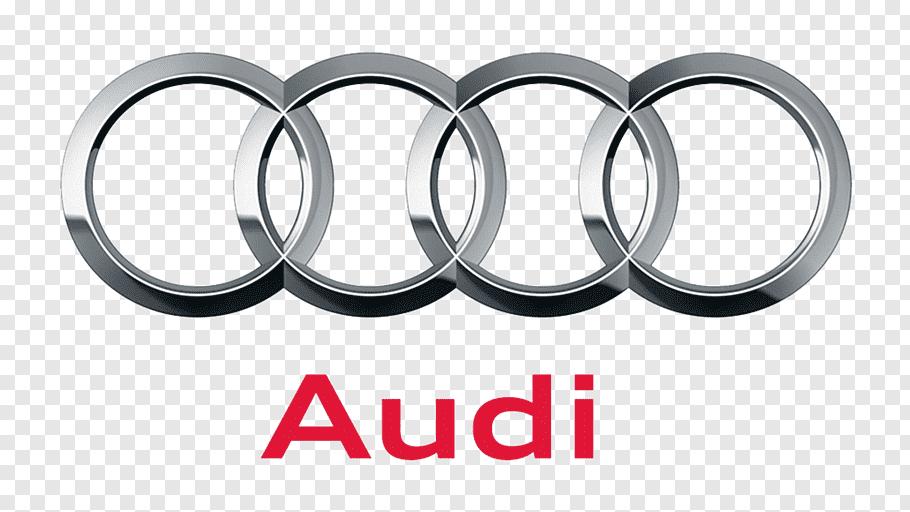 Audi logo, Audi A6 Car Volkswagen Group Audi TT, car logo.